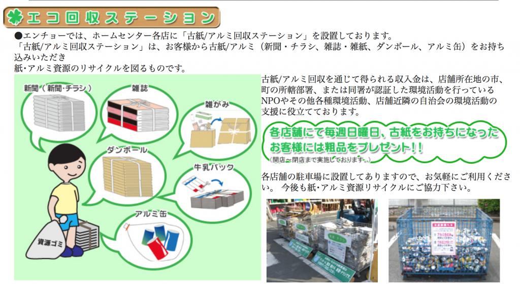 エコ回収ステーション!ハードストック豊田店