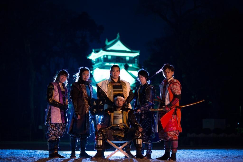 【西三河】クリスマスデートにおすすめ!岡崎城のイルミネーションがすごい!