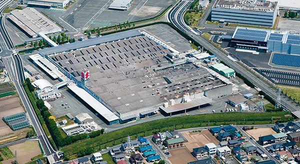 スズキ豊川工場