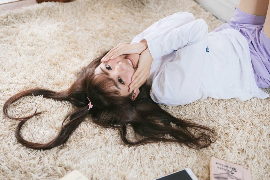 ガサガサ髪の毛のケア方法